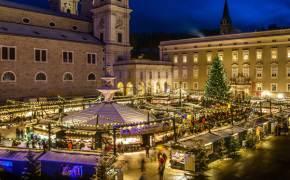 [week&] 오스트리아로 떠나는 크리스마스 여행