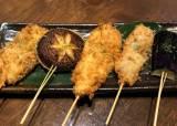 [이택희의 맛따라기] 꼬치 구이 말고 꼬치 튀김 아시나요 ... 서교동 '쿠시카츠쿠시엔'