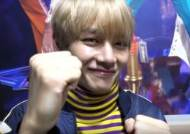 VLOG: BTS Takes Turns to Wish Fans Happy New Year ⑥ V
