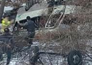 """""""제동장치에 문제 있었다"""" 군용버스 추락사고 탑승자 증언 나와"""