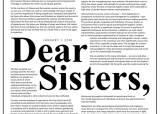 자매들이여, 남성 독점의 시대는 끝났다