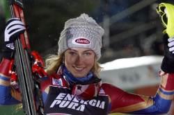 '거침없는 질주'...시프린, 알파인 스키 월드컵 통산 38승