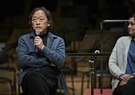 """""""북한 젊은 연주자들과 함께 하는 것이 꿈"""" 지휘자 정명훈"""