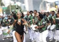 [사진]미리보는 브라질 삼바 축제