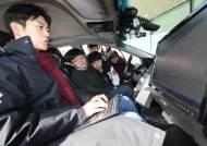 """[열려라 공부] 자율주행차 직접 타보니… """"와! 모니터에 보행자가 뜨네요"""""""