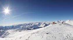 [잼쏭부부의 잼있는 여행]50 코카서스 산맥에서 스키 타는 기분이란