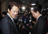 """봉합되는 UAE 의혹 … 임종석·김성태 """"국익 차원서 판단"""""""
