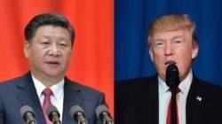 """시진핑-트럼프 통화.. """"한반도 긴장 완화 추세 이어가자"""""""