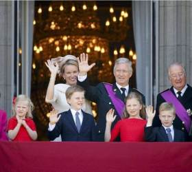 [<!HS>알쓸로얄<!HE>]지역갈등 끝판왕 벨기에…독일서 수입한 왕실이 해결사?