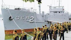 """""""미, 푸에블로함 나포 당시 북한에 70㏏ 핵폭탄 투하 검토"""""""