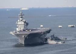 아베 총리는 왜 '군사대국의 상징' 항공모함에 집착하나