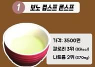 [간편식 별별비교] 강추위 녹이는 따뜻한 한 잔…가장 맛있는 컵수프는