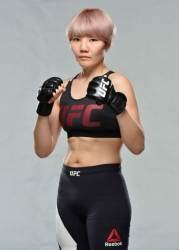 <!HS>UFC<!HE> 김지연, 한국인 여성 2번째로 승리