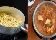 알루미늄 냄비에 오래 끓이면 안 되는 음식 4가지