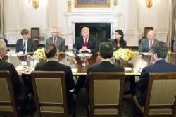 """트럼프 오늘 '힘 통한 평화' 국정연설 """"북 비핵화 강조할 것"""""""