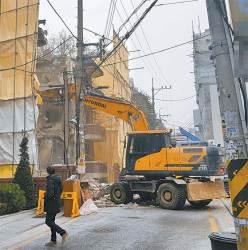 1층 → 5층 덩치 키운 세종병원, 안전시설은 빼먹었다