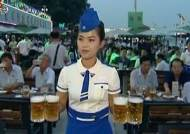 이번엔 밀맥주다…북한 대동강맥주, 신제품 밀맥주 선전 나서