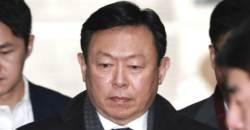 '국정농단 연루 혐의' <!HS>신동빈<!HE> 회장, 1심 징역 2년6개월 '법정구속'