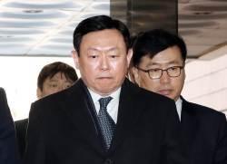 """<!HS>신동빈<!HE> 유죄 판결…관세청 """"면세점 특허 취소 검토"""""""
