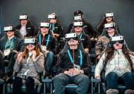 VR로 보니 윤성빈 된듯 짜릿 … 평창선 지금 'IT 홍보 올림픽'
