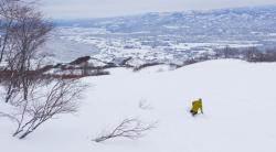 '파우더 스키' 성지가 된 '설국'의 무대