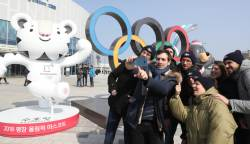 올림픽 기간, 중국인 빼고 외국 관광객 7.5% 늘었다