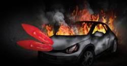 불탄 SUV서 신원불명 '여성 시신' 발견…차량 소유자는 숨진 채 발견돼