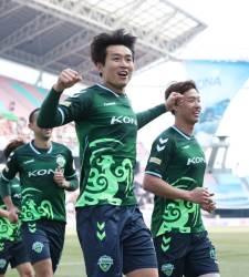'발리 달인' <!HS>이동국<!HE>, K리그1 1라운드 MVP