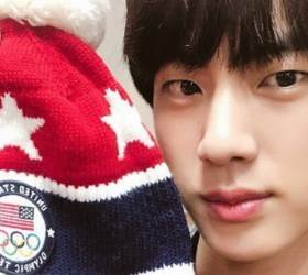 BTS Receive Gifts from the Olympic Bronze Medalists and ARMY Shibutani Siblings