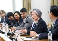 특사단 북·미·중·일 숨가쁜 외교, 정작 외교부는 안 보였다