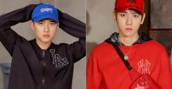 EXO Is Coming to Hong Kong as the New Face of <!HS>MLB<!HE> Asia
