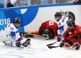 '썰매탄 태극 전사' 캐나다에 0-7 패, 17일 동메달에 도전