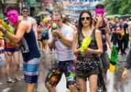 [week&] 방콕 가서 물싸움할까, 이봉주와 괌에서 마라톤 할까