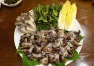 [이택희의 맛따라기] 제철 해산물에 강남서 8000원짜리 점심 반찬이 8가지