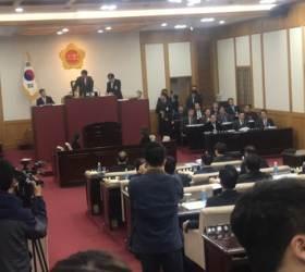 기초의원 74% 자유한국당인 대구…4인 <!HS>선거구<!HE> 신설 또 무산