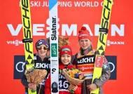 '日 스키점프 여왕' 다카나시, 월드컵 통산 최다 우승 '55승'