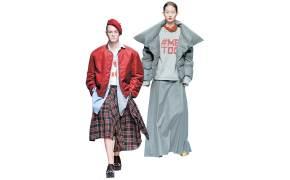 [라이프 스타일] 치마 입은 남자, 미투 셔츠 입은 여자