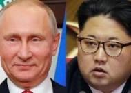 """러시아 """"푸틴-김정은 정상회담 계획 현재까지 없다"""""""