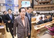 구인난 허덕이던 홍준표, 하다하다 김문수·김태호 카드