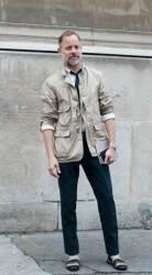 4월에 어울리는 전천후 패션, 필드 재킷 <!HS>멋<!HE>내기