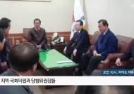 """홍준표 """"이인제는 JP이은 큰 인물, 충남은 우리가 잡은 것"""""""