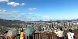 [사진] 14일 만에 보는 서울의 말간 하늘