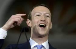 <!HS>마크<!HE> <!HS>저커버그<!HE>, 22세에 백만장자 진입 1년 만에 억만장자