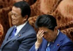 日 아베 총리 위기…국민을 전쟁에 떠민 2차대전과 비슷해