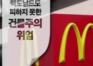 [카드뉴스] 맥도날드도 피하지 못한 건물주의 위엄