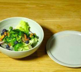 [<!HS>폼나는<!HE> <!HS>플레이팅<!HE>] 채소의 아삭한 식감을 살릴 수 있는 샐러드 담기 비결