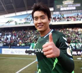 프로축구 전북 <!HS>이동국<!HE>, K리그1 7라운드 MVP