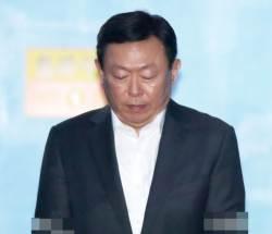 """롯데 <!HS>신동빈<!HE> """"박 전 대통령에 면세점의 '면'자도 안 꺼냈다"""""""