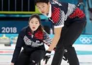 컬링 믹스더블 장혜지-이기정, 독일 꺾고 4연승 선두