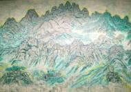 회담장엔 금강산, 로비엔 북한산 … 그림에 담은 남북 화합 메시지